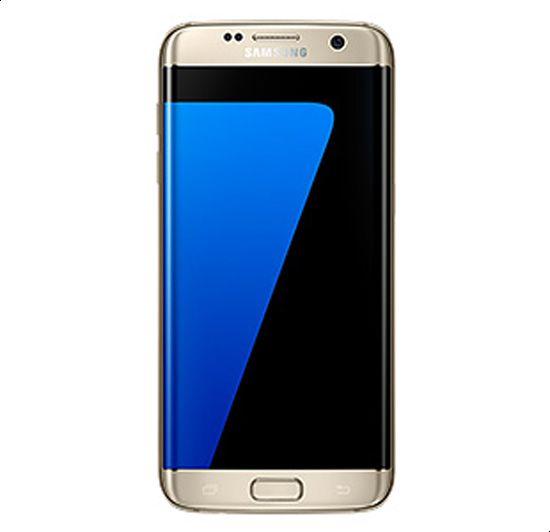 Samsung Galaxy S7 Edge - 32GB, 4GB RAM, 4G LTE, Gold