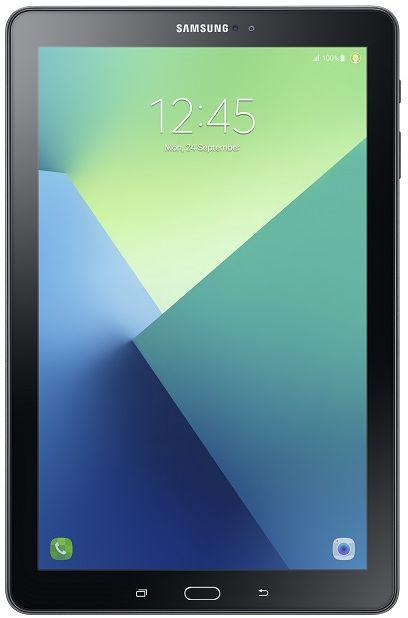 Samsung Galaxy Tab A 10.1 2016 with S-Pen P585 - 10.1 Inch, 16GB, 3GB, 4G LTE, Black