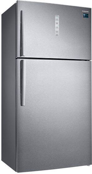 Samsung RT58K7050SL Top mount freezer with Twin Cooling , Silver