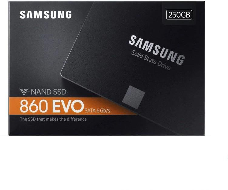 SAMSUNG SSD 860 EVO 250GB Internal Solid State Drives SATA3 2.5 inch for Laptop Desktop PC