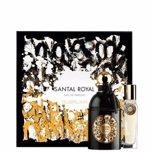 Santal Royal by Guerlain Gift Set - Eau de Parfum