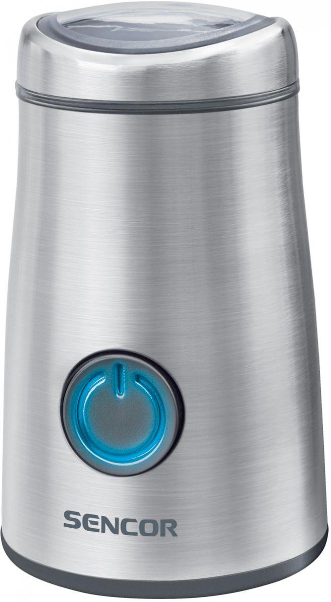 Sencor SCG 3050SS Coffe Grinder , Silver