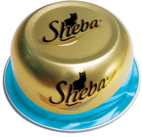 Sheba Tuna Cat Food - 80g