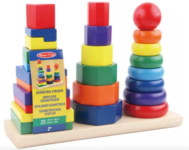 Tower Kids Toy, Baby Toy, Educational Toy, Wooden Toys,