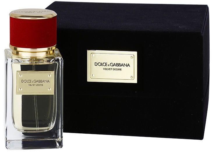 Velvet Rose By Dolce & Gabbana For Women - Eau De Parfum, 50 ml