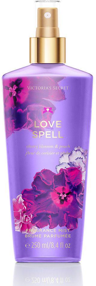 Victoria Secret Fragrance Body Mist 250ml , Love Spell