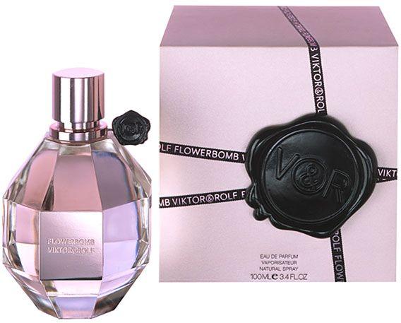 Viktor & Rolf Flowerbomb For Women -Eau De Parfum, 100 ml