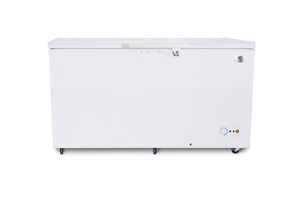 White-Westinghouse Chest Freezer , Mixed Materials , 14.8 Cu Feet , White - WWCF9K450