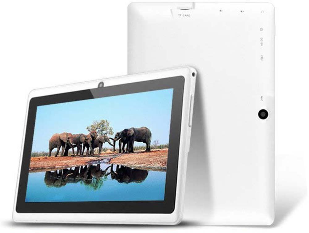 Wintouch Q75S Tablet - 7 inch, 8GB, 512MB RAM, WiFi, White