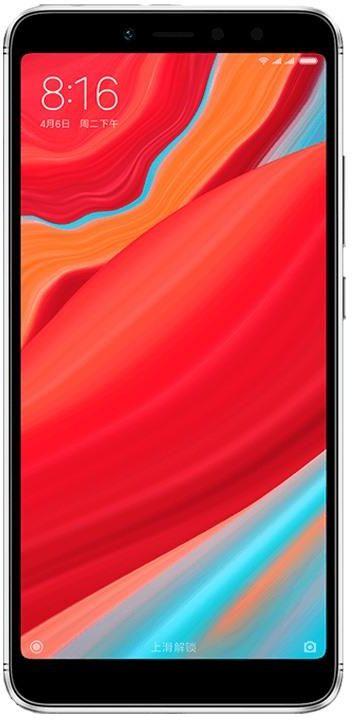Xiaomi Mi Redmi S2 Dual SIM - 32GB, 3GB RAM, 4G LTE, Gray - International Version 2018