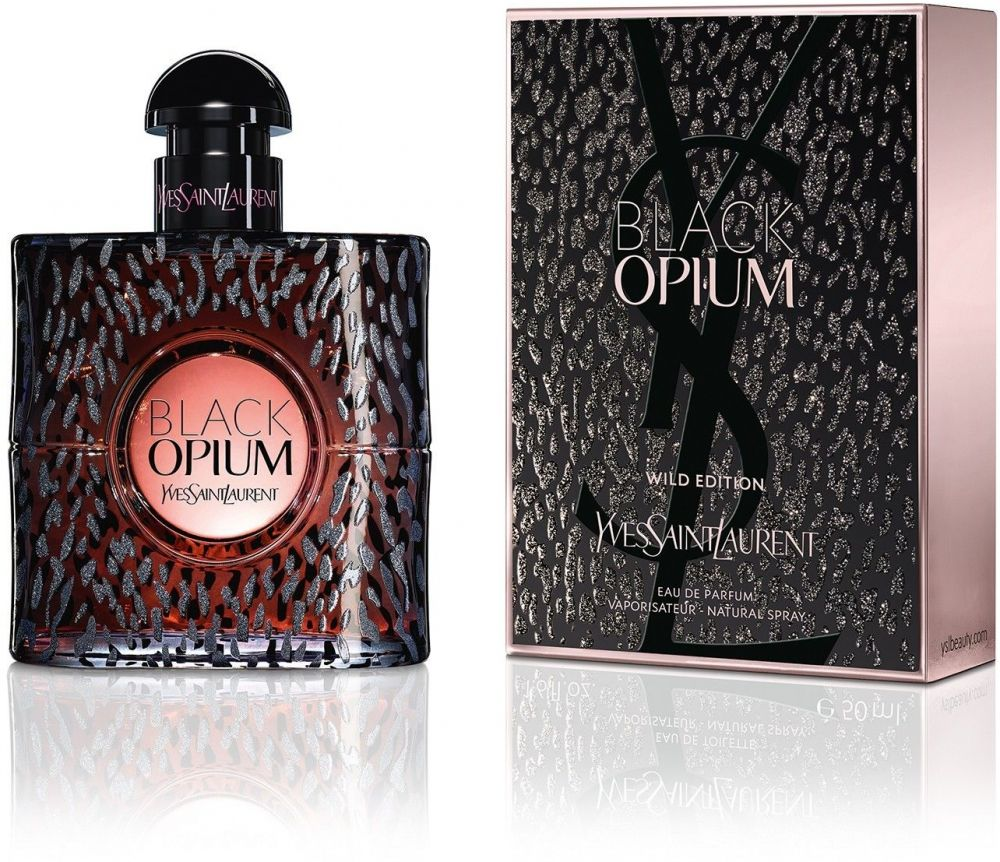 Yves Saint Laurent Opium Black Wild Edition Eau de Parfum - 50 ml